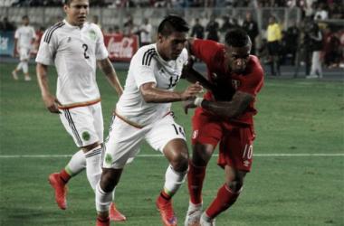Perú y México se enfrentaron en amistoso y nuevamente, no hubo triunfador. (Foto: libero.pe)