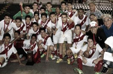 Sudamericano Sub-15: la Perú de Iberico acaba con la dictadura de Brasil y Paraguay