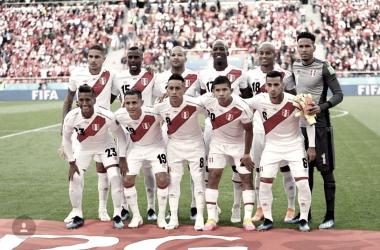 Foto: Twitter @RamosGaragay (Christian Ramos, Selección Perú)