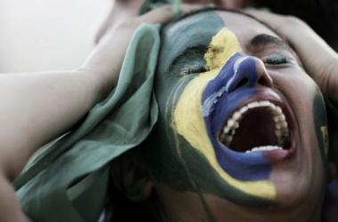 Tristeza brasileira (Foto: Ueslei Marcelino /Reuters)