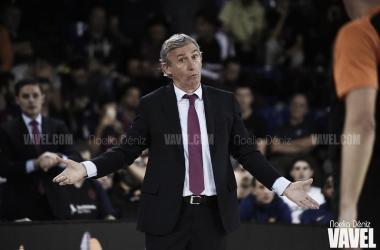 """Svetislav Pesic: """"Hemos visto dos partidos diferentes del Barça"""""""