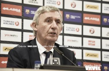 """Pesic: """"El Barça de la segunda parte es el que quiero construir"""""""