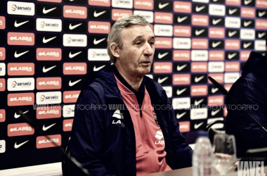 """Pesic: """"Estoy contento con la continuidad defensiva del equipo"""""""