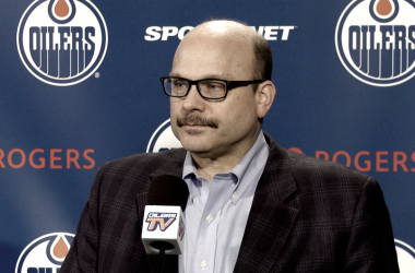 Chiarelli continuará en los Oilers