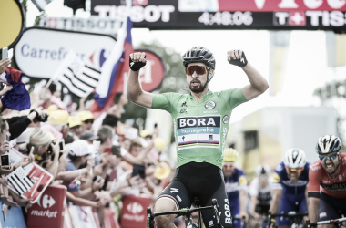 Peter Sagan brilla en su terreno y consigue su segundo triunfo | Fotografía: Tour de Francia