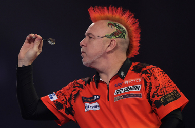 Darts: Peter Wright Finding Form at the Right Time