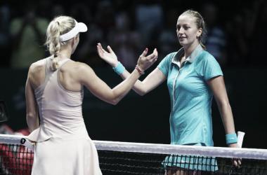 Previa Caroline Wozniacki - Petra Kvitova: sin margen de error
