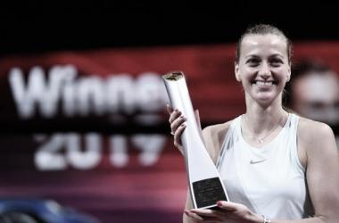 Kvitova rompe el maleficio WTA con su segundo título del año en Stuttgart