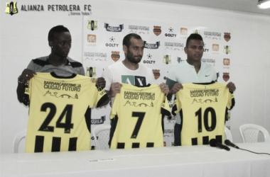Foto por: Alianza Petrolera FC SA