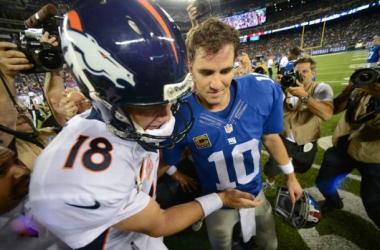 Hermano mayor: Peyton alecciona a Eli