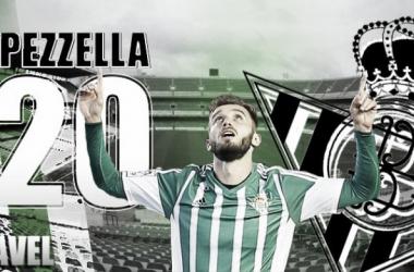 Anuario VAVEL Real Betis 2016: Pezzella, pieza clave en defensa