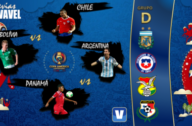 La segunda fecha del Grupo D podría ser decisiva para ver qué equipos llegarán a la próxima ronda del certamen (Fotomontaje: Manu Jiménez - VAVEL.com)