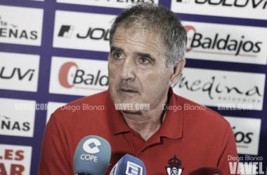 """Paco Herrera: """"Cuando comience la competición seremos un muy buen equipo"""""""