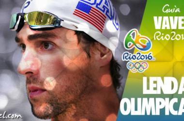 Lendas Olímpicas: Michael Phelps, o rei das piscinas