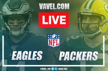 Highlights and Touchdowns: Philadelphia Eagles 16-30 Green Bay Packers of NFL 2020
