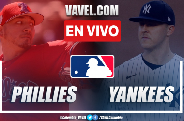 Resumen y carreras: New York Yankees 7-8 Philadelphia Phillies en MLB 2021