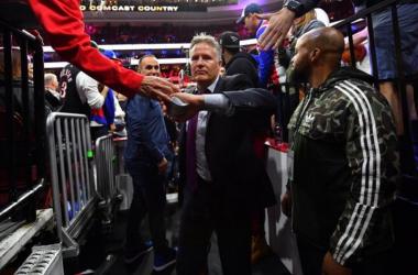 NBA - Philadelphia 76ers al tappeto in gara-1, la delusione di Embiid, Simmons e Brown
