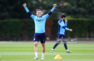 Phil Foden handed first ever England call-up