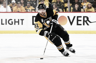 Phil Kessel: On the trading block again. | Photo: mynhltraderumors.com