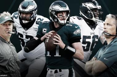 Philadelphia Eagles, dueños de la mejor ofensiva de la División Este de la Conferencia Nacional (foto NFL.com)