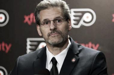 Ron Hextall ya no será el GM de los Flyer (msn.com)