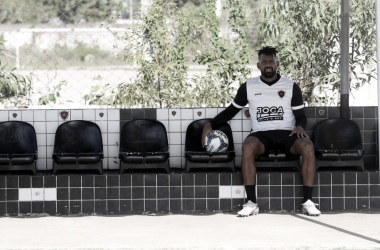 """Everton Heleno comenta desenvolvimento no Botafogo-PB: """"Muito feliz com tudo que acontece"""""""