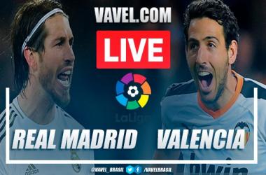 Gols e melhores momentos de Real Madrid x Valencia em LaLiga (3-0)