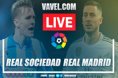 Gols e melhores momentos de Real Sociedad x Real Madrid em LaLiga (1-2)