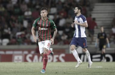 Marcelinho mira evolução do Marítimo na campanha do Campeonato Português