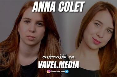 "Anna Colet: "" Mi música es una tragicomedia-retrofuturista"""