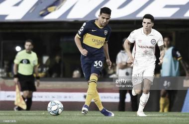 Boca Juniors vs San Lorenzo en La Bombonera
