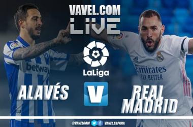 Goles y resumen: Alavés 1-4 Real Madrid en la jornada 1 de LaLiga
