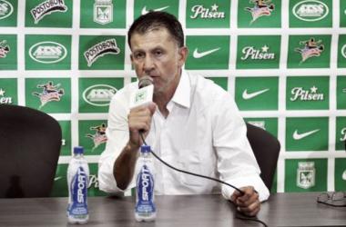 """Juan Carlos Osorio:""""Hay que ponerle más seriedad al arbitraje"""""""
