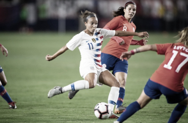 2019 FIFA Women's World Cup Preview: USWNT vs Chile