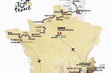 Tour de France 2015 : le parcours est dévoilé