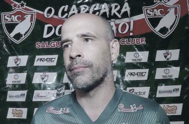 Técnico do Salgueiro, Daniel Neri critica Santa Cruz e arbitragem da final
