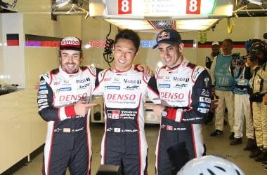 Qualification des 24H du Mans 2018: les Toyota en première ligne sans forcer !