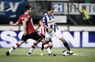 El PSV deja escapar dos puntos frente al Heerenveen