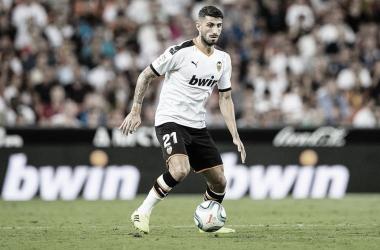 Cristiano Piccini / Valencia CF