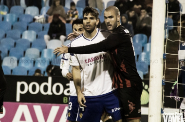 """""""Pichu"""" Atienza, nuevo jugador del Real Zaragoza"""