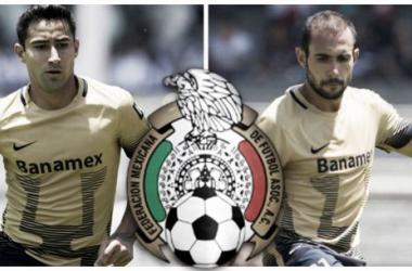 Luis Fuentes y Alejandro Castro a la selección (Fotomontaje | Vavel México | Mario Gómez Aguilar)