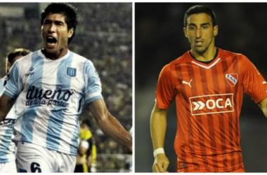 Luciano Lollo vs Hernán Pellerano / Foto: VAVEL.COM