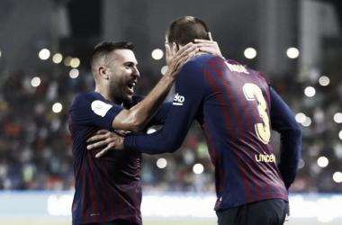 Decimotercera Supercopa para el Barça