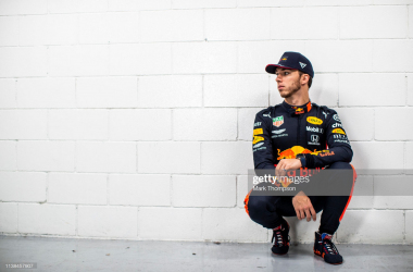 The inevitable fate of Pierre Gasly