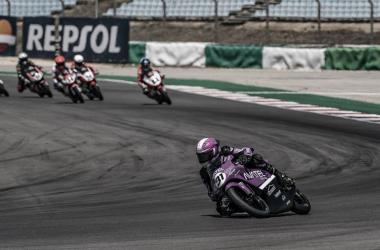 Roberto García en el Circuito de Portimão / Fuente: Cardoso Racing