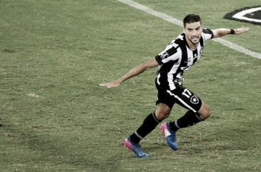 (Foto: Satiro Sodré/SS Press/Botafogo)