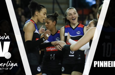 Guia VAVEL Superliga Feminina 2017/2018: Pinheiros