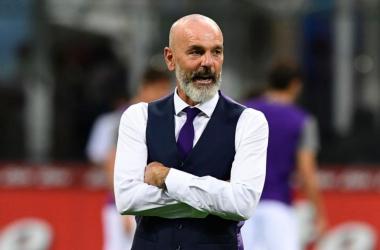 """Fiorentina - Pioli:""""Orgoglioso di questo gruppo"""""""
