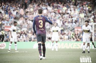FC Barcelona-Boca Juniors: puntuaciones del Barça en el Trofeo Joan Gamper