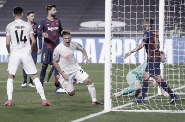 """Chegamos ao fundo do poço"", dispara Piqué após vexame histórico do Barcelona na Champions"